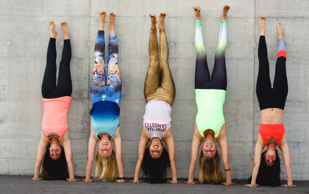 Yoga Challenge 3