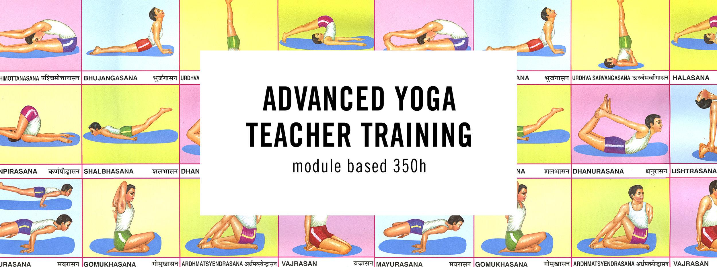 Diese 25h Weiterbildung ist auch Teil unseres  350h Advanced Teacher Trainings  und zählt als optionales Modul zur Ausbildung dazu.
