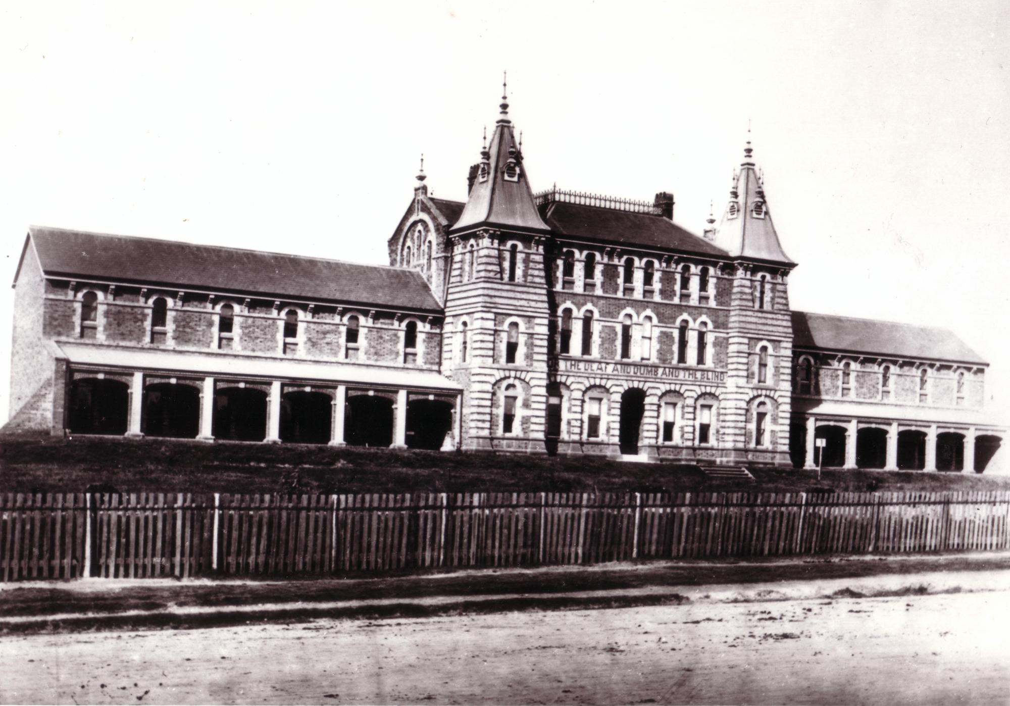 Darlington School building