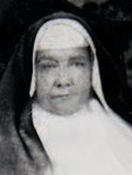 Sister Mary Gabriel Hogan