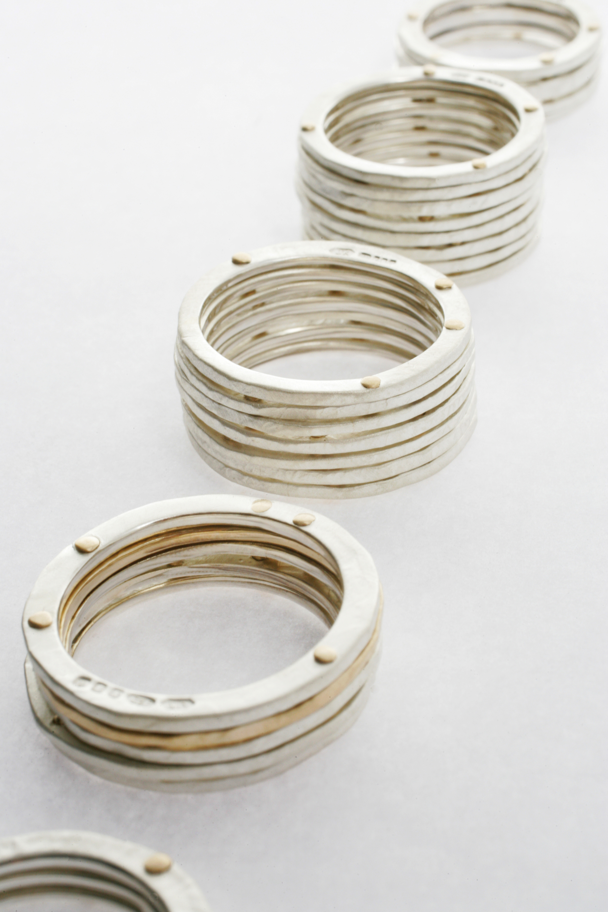 Riveted Layer Rings