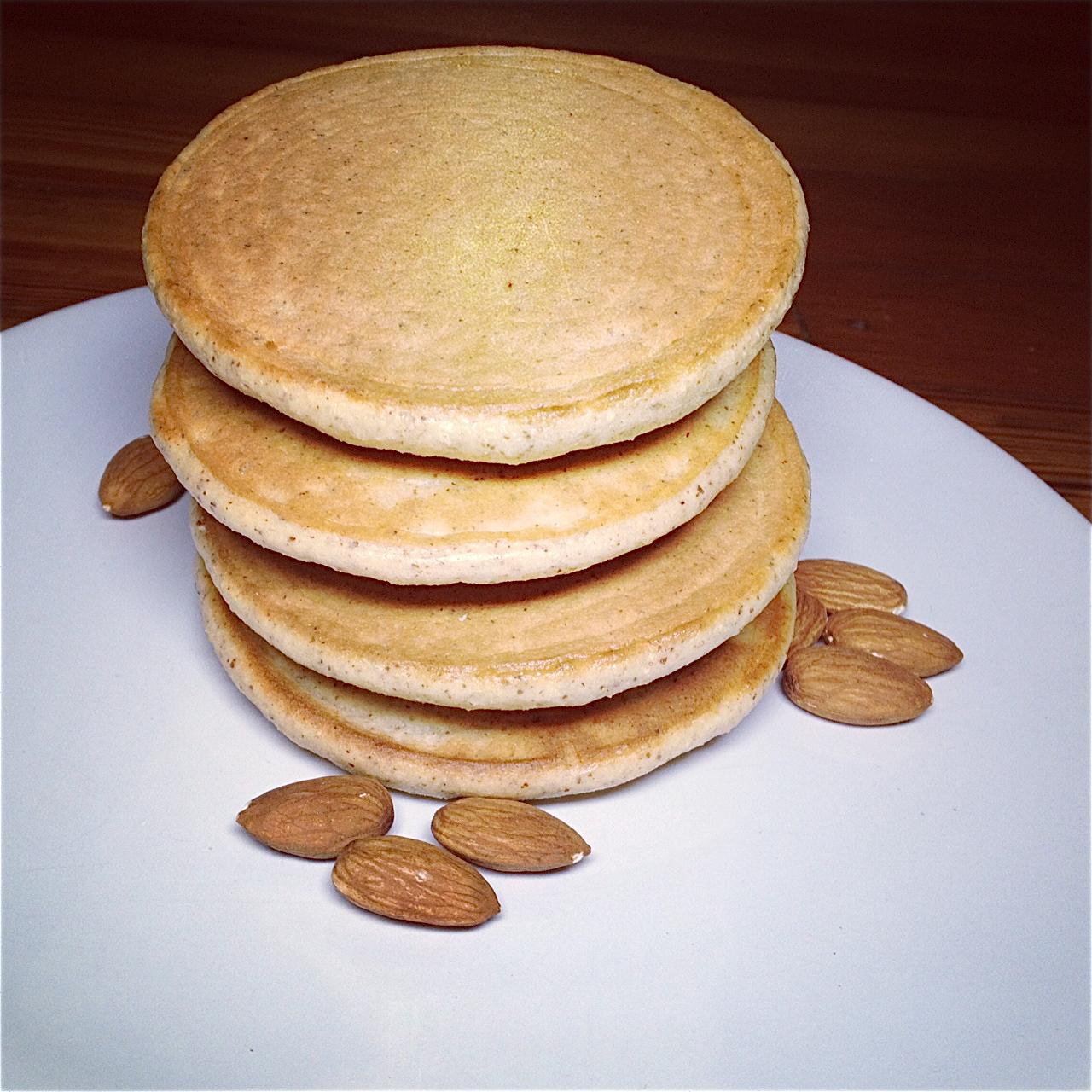 Almond Dream Pancakes.JPG
