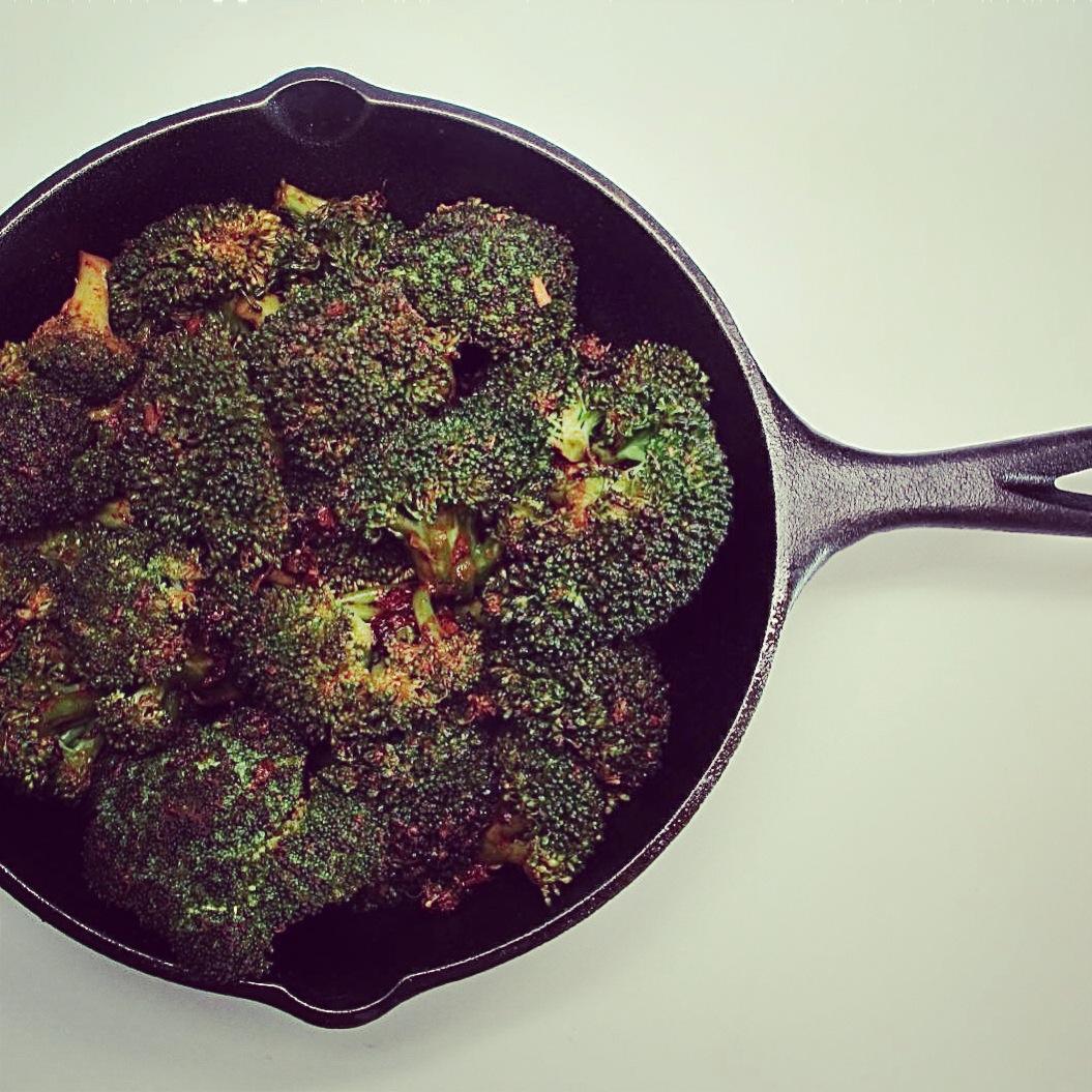 Skillet Broccoli with Paprika.JPG