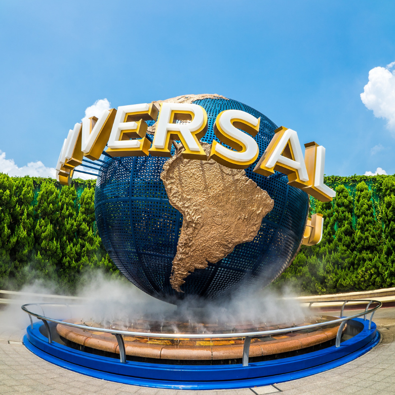 Universal Vacations - Love thrills and all things Harry Potter? Then Universal is the place for you! Whether you're headed to Florida or California, Universal offers an adventure for everyone.Learn more>
