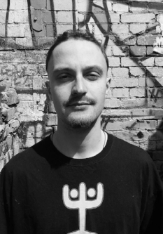 NAME:  GILES  CURRENTLY LIVING:  BERLIN  ROLE:  WRITER  FAVORUTIE CLUB:  BERGHAIN  FAVOURITE ARTIST:  APHEX TWIN  DJS:  ITCHY & SCRATCHY DJs & GROUCH   FEATURES
