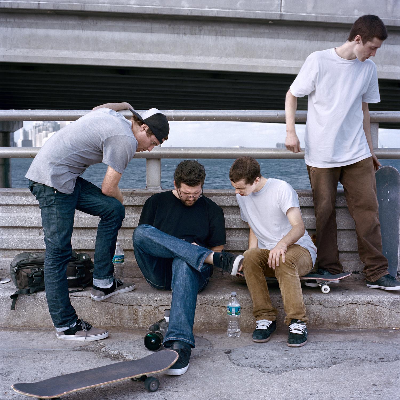 Charlie, Jack Turner, Will, Austin, Key Biscayne, Miami, FL 2011