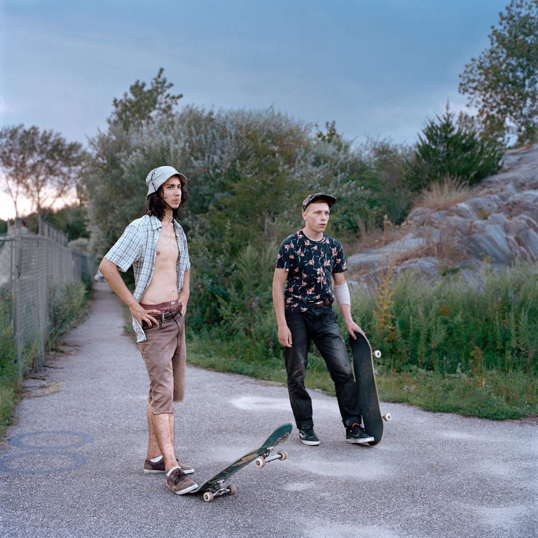 Felix Landy-Yuan & Nik Harrison, Westerly, RI 2012