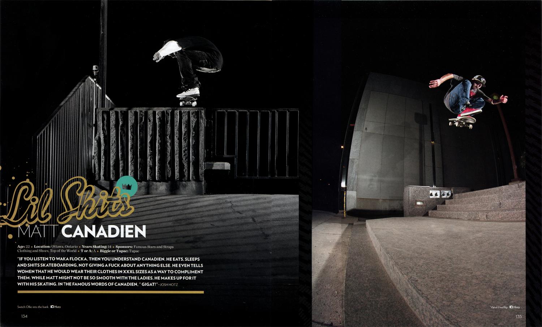 Kingshit Skateboard Issue 3.4