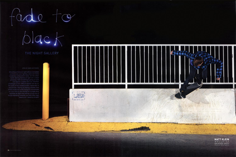 Concrete Skateboarding Issue 107