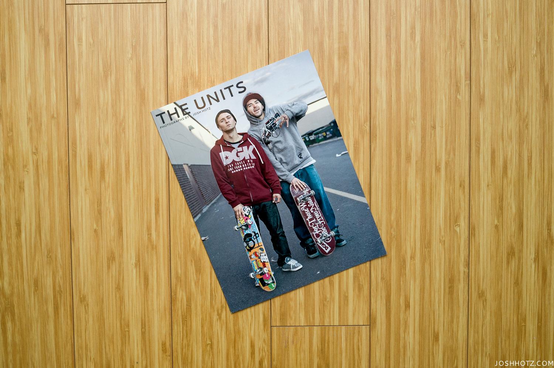 The Units: Photographs by Josh Hotz. Published by  Straylight Press .