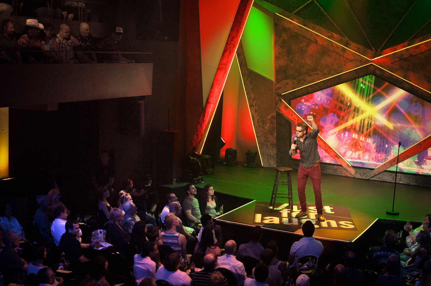 Just For Laughs: Talk of the Fest, Montreal 2012