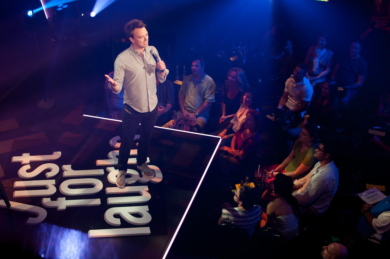 Trevor Boris, Just For Laughs: Talk of the Fest, Montreal 2012