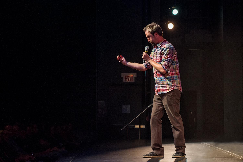 Tom Green, Canadian Comedy Awards, Ottawa 2013