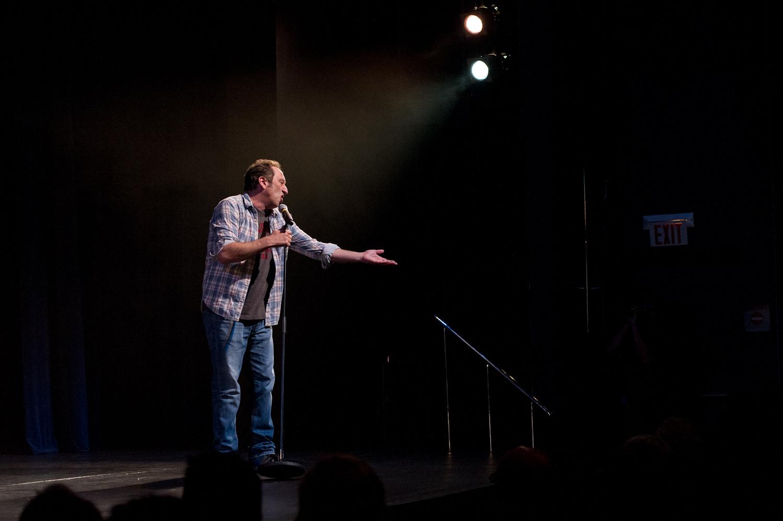 Jeremy Hotz, Canadian Comedy Awards, Ottawa 2013