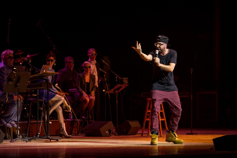 Dave Merheje, Massey Hall NYE Comedy Extravaganza, Toronto 2014