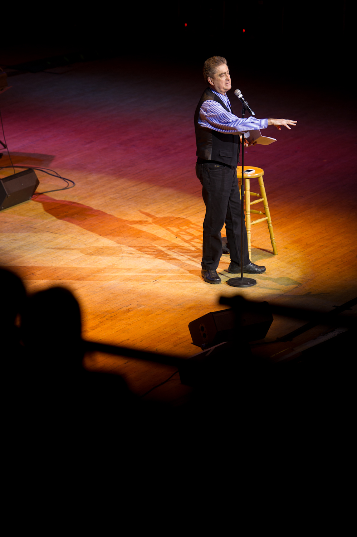 Mike Macdonald, Massey Hall NYE Comedy Extravaganza, Toronto 2014