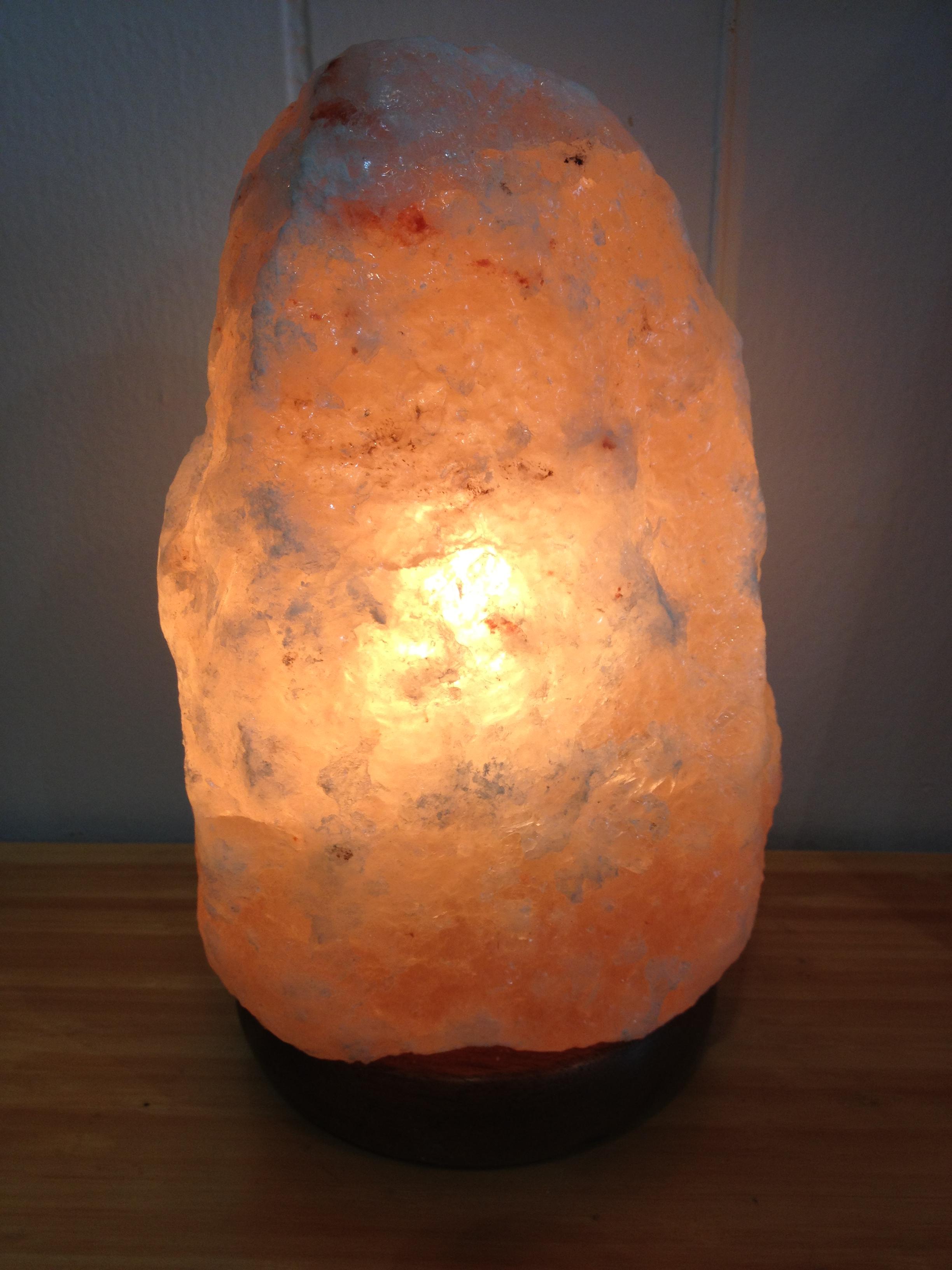 Himilayan salt lamps