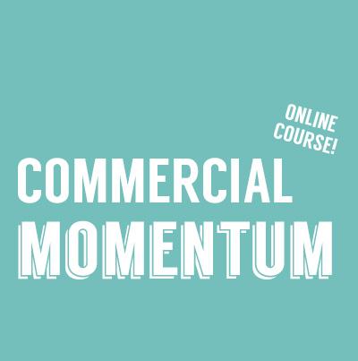 ONLINE COURSE - COMMERCIAL MOMENTUM