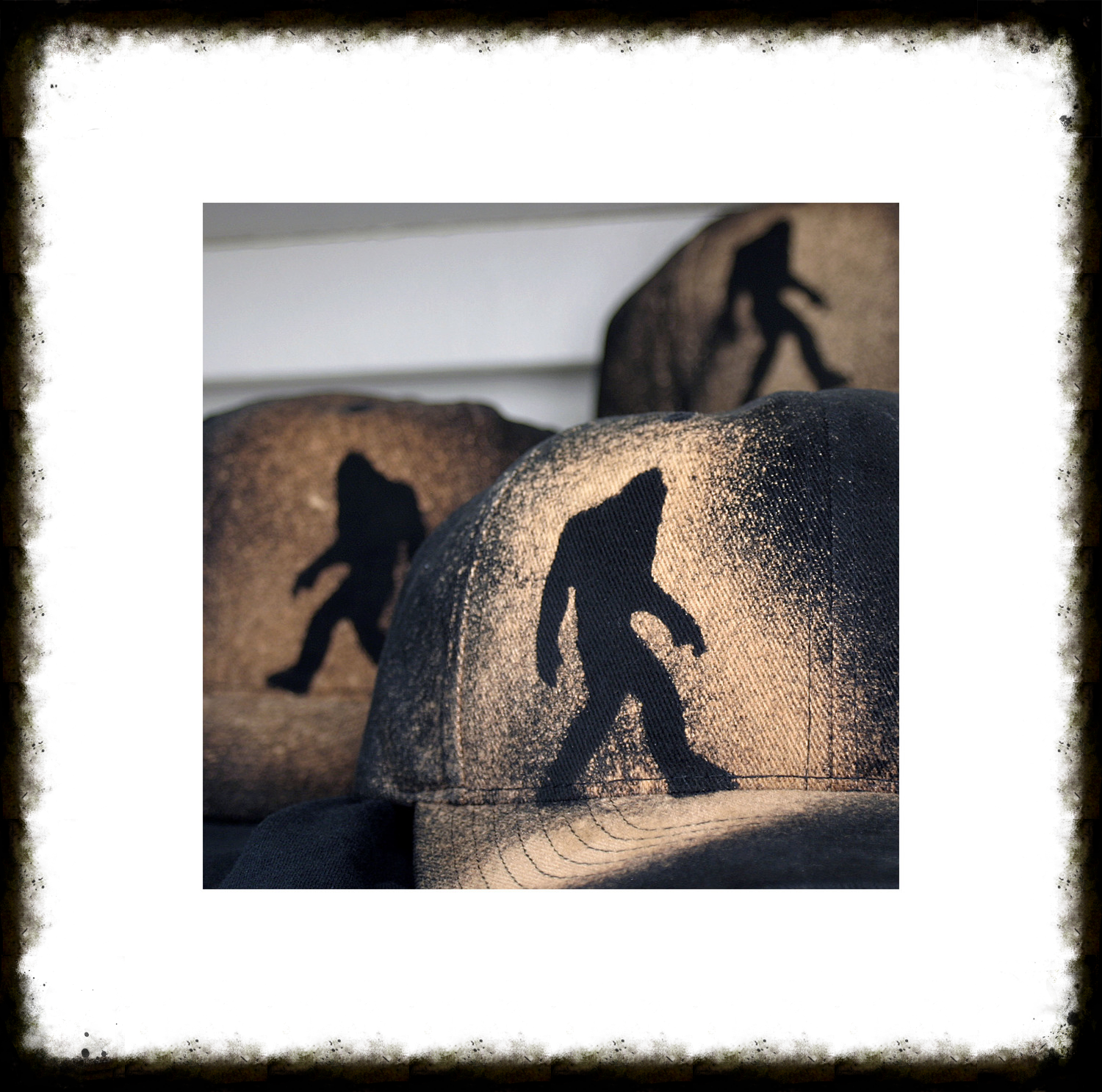 Squatch Hat Examples