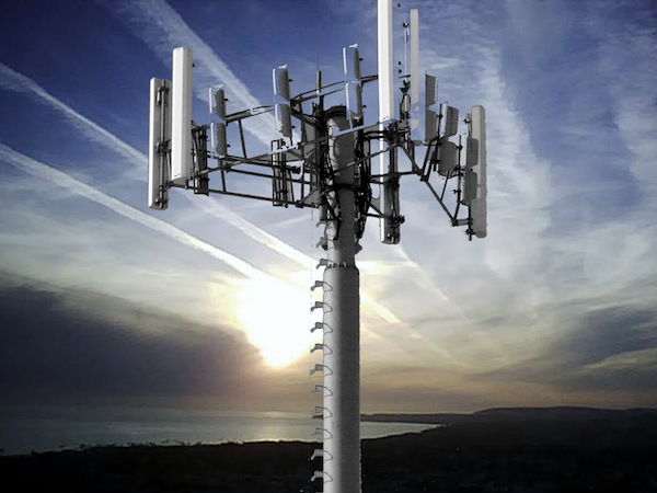 Cell Phone Tower – A Major Source of EMF Radiation