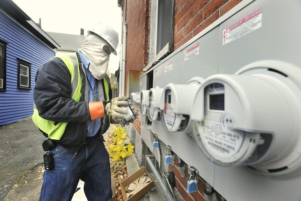 Smart Meters are equivalent to 160 cell phones