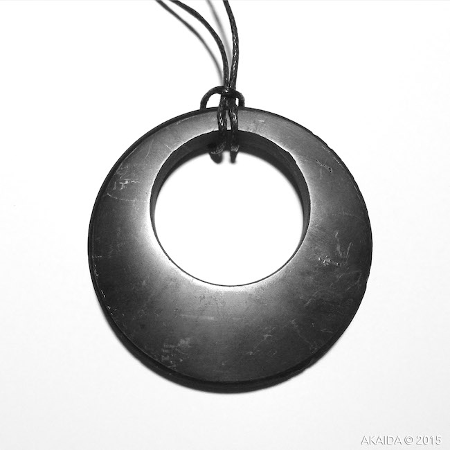 SHUNGITE - ZERO POINT STONE — AKAIDA