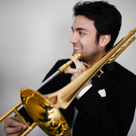 Achilles Liarmakopoulos, Canadian Brass