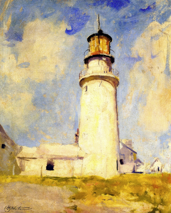 Charles W. Hawthorne