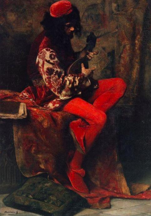Alexei Harlamoff