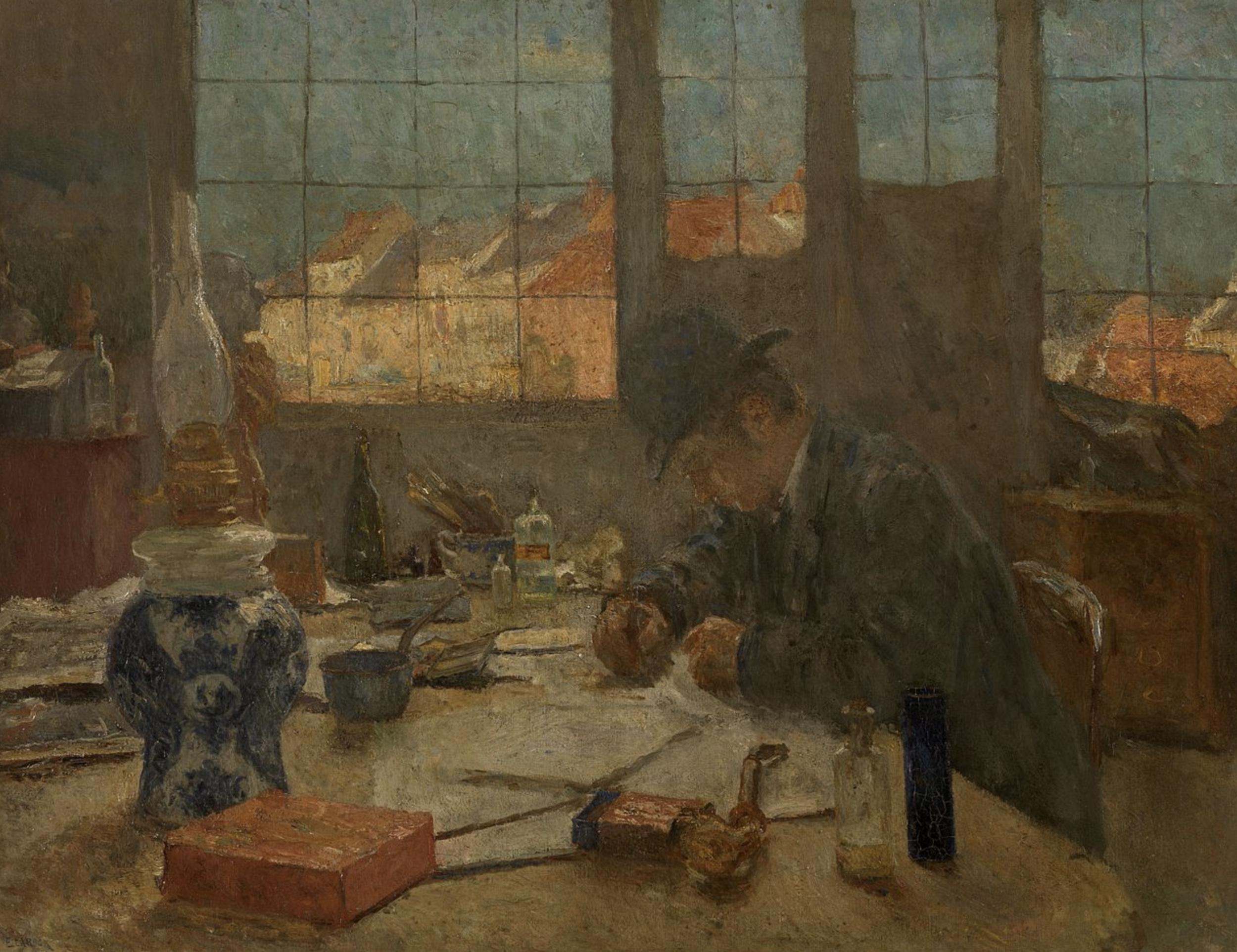 Evert Larock (1865-1901)