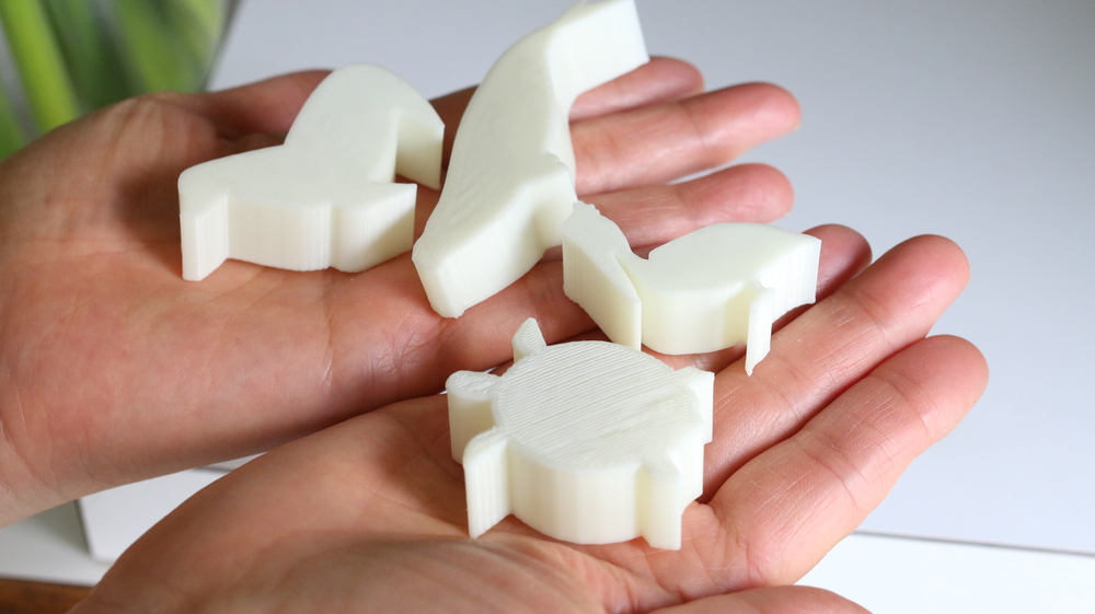 User-centered project of bioplastics as 3D printed toys