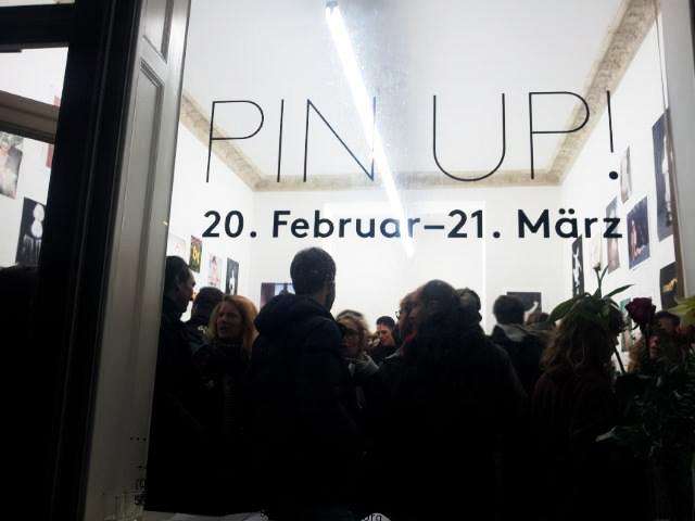 Opening Pin Up @ pavlov's dog, Berlin.