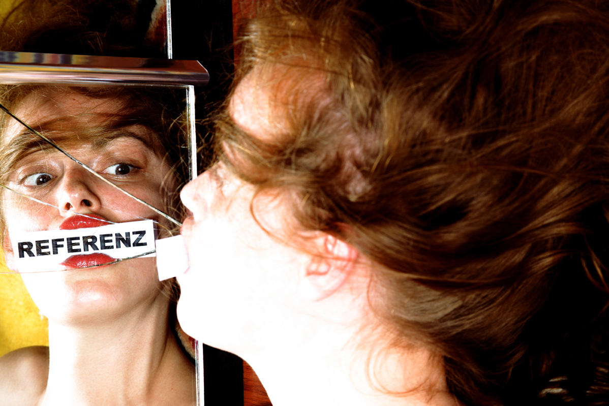 referenz #1  , self portrait, lambda print on kodak paper, sizes vary, 2006.