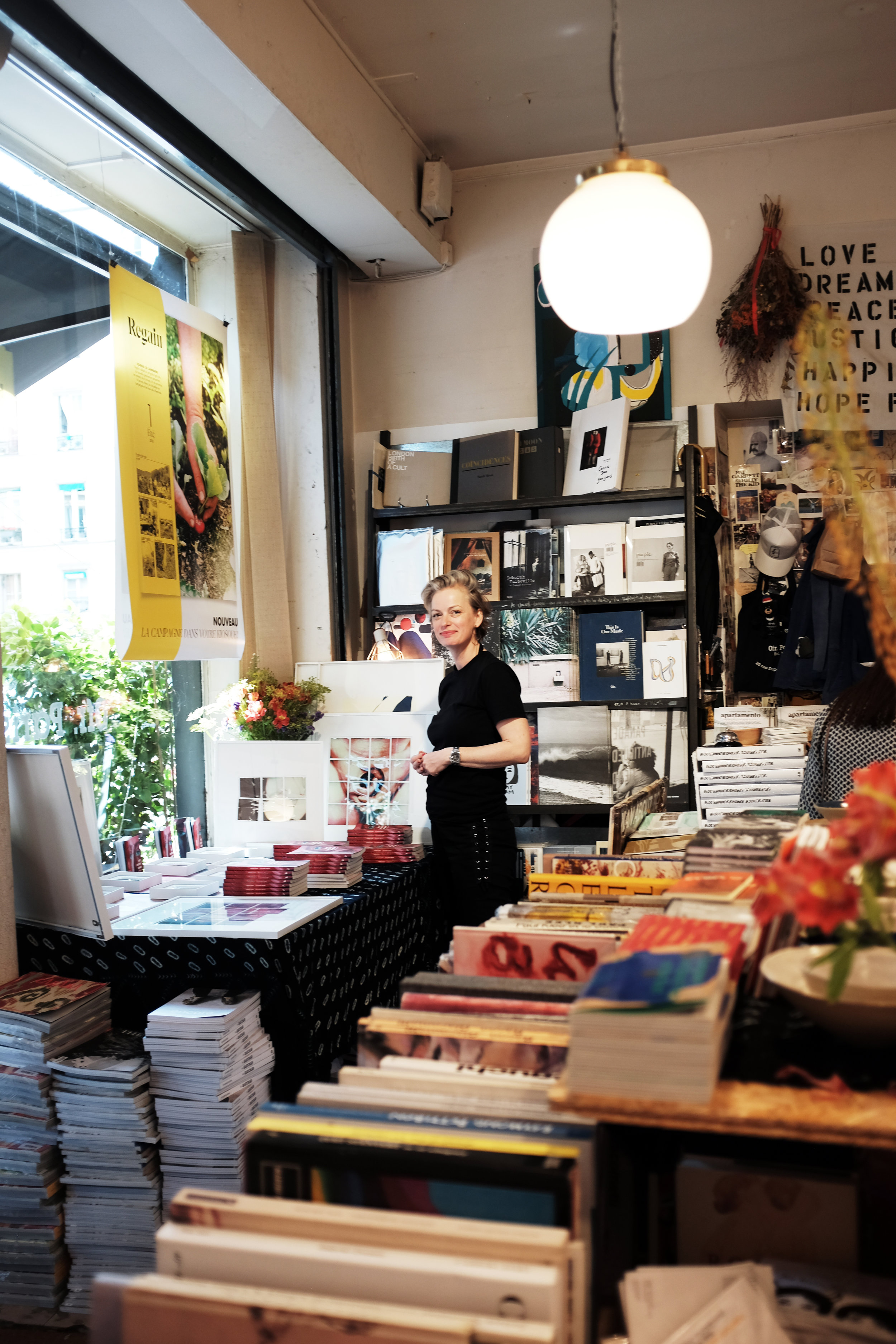 June 21 2018,signature and book release party at OFR,20 Rue Dupetit-Thouars, 75003 Paris, France