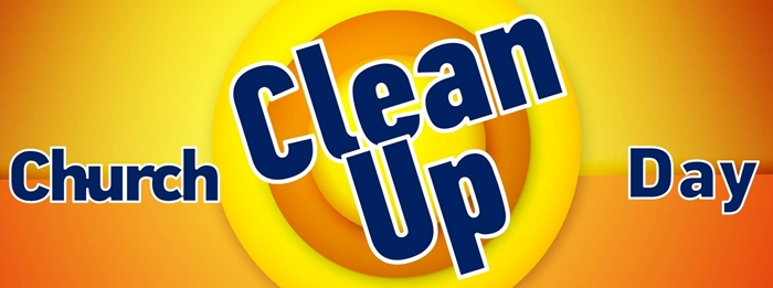Let's clean carpets and windows, vacuum corners and cobwebs, dust, sort, declutter and more, Think you can help? Don't Delay -- Respond Today!   RSVP  here if you haven't already done so.