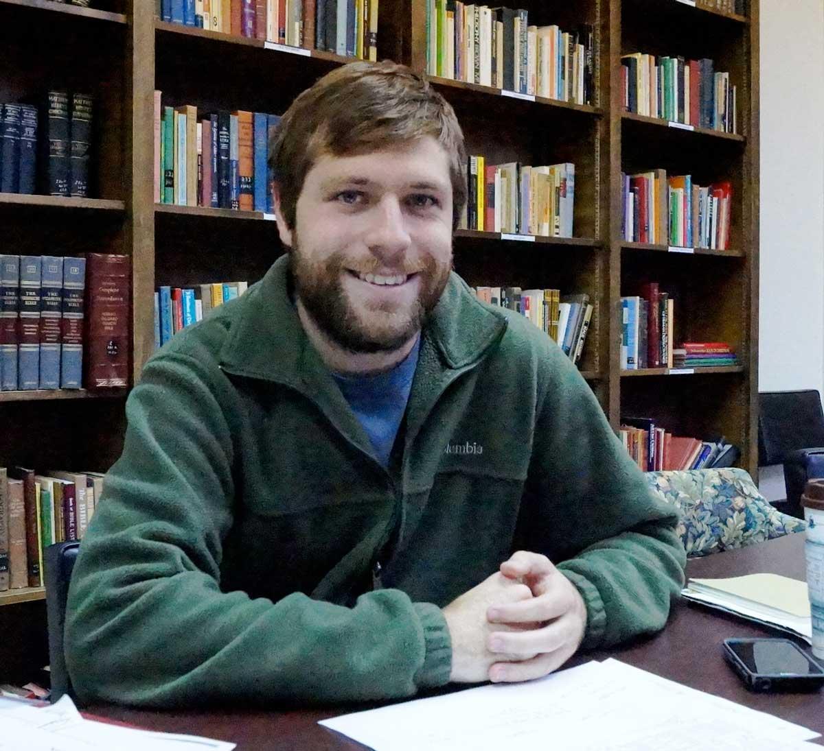 Joey Haynes, Youth Coordinator  Bio