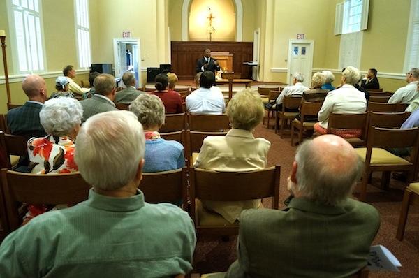 Rodney Sadler in Chapel.JPG