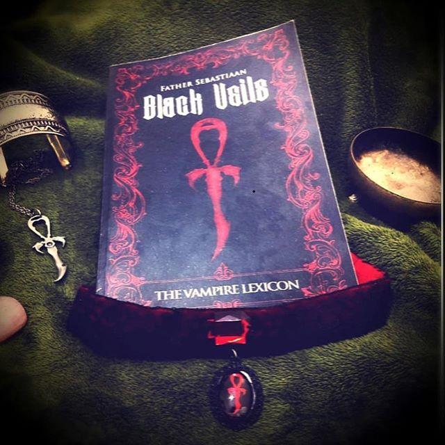 June 21 2018 Black Veils release to the world... #vampireculture #blackveils #vampireball #neworleansvampireball #vampire #vampires #vampirelife #vampyre #vampireking #vampirequeen #vampirediaries #fathersebastiaan #newyork #sabretoothclan