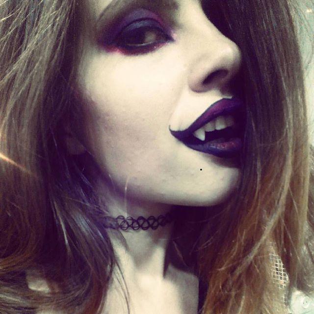 Father Sebastiaan's Fangpic of the Day - http://www.fathersebastiaan.com/fangs #EndlessNightVampireBall #FatherSebastiaan #Fangs #Vampire #CustomFangs #SabretoothClan #Vampyre #VampireWorld #Cosplay #bdsm #vampireball #vampires #dracula #barsinister #vampirefangs #losangelesvampireball #nightlife #lestat #blood #lavampireball #vampirecommunity #vampireculture #neworleansvampireball #vampirelifestyle #vampirelife #hollywoodvampires @endlessnightvb