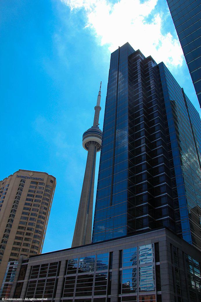 La Torre CN figura entre las construcciones más altas del mundo.