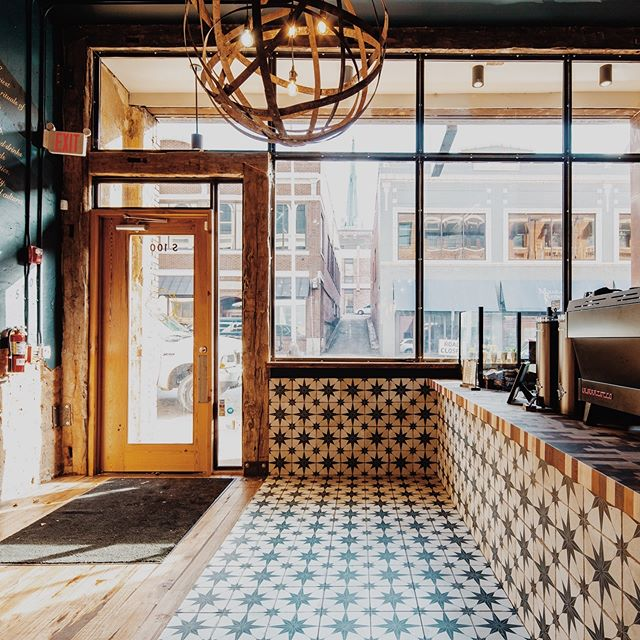 Have you checked out @madpriestcha ? Great coffee + cocktails, ambiance, food...not to mention it's co-owned and built by @haskelsearsdesign Their branding is kind of cool too (we did it) 😎  #eatcha #eatlocal #coffee #chattanooga #restaurant #coffeeshop #interiorsarchitecture #architecturephotography #architecture