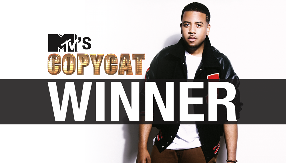 Justin Garner Wins MTV's Copycat