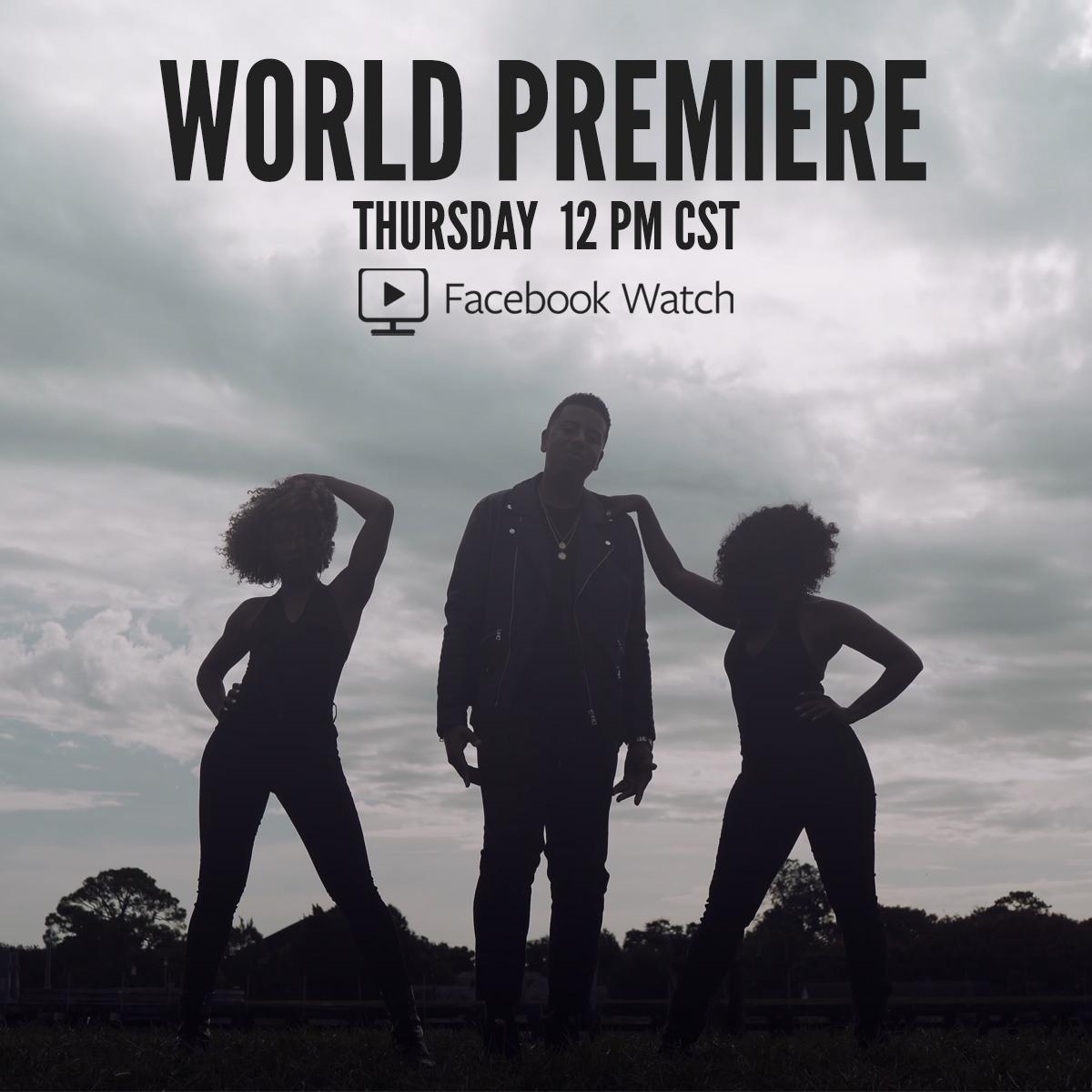 World Premiere Justin Garner
