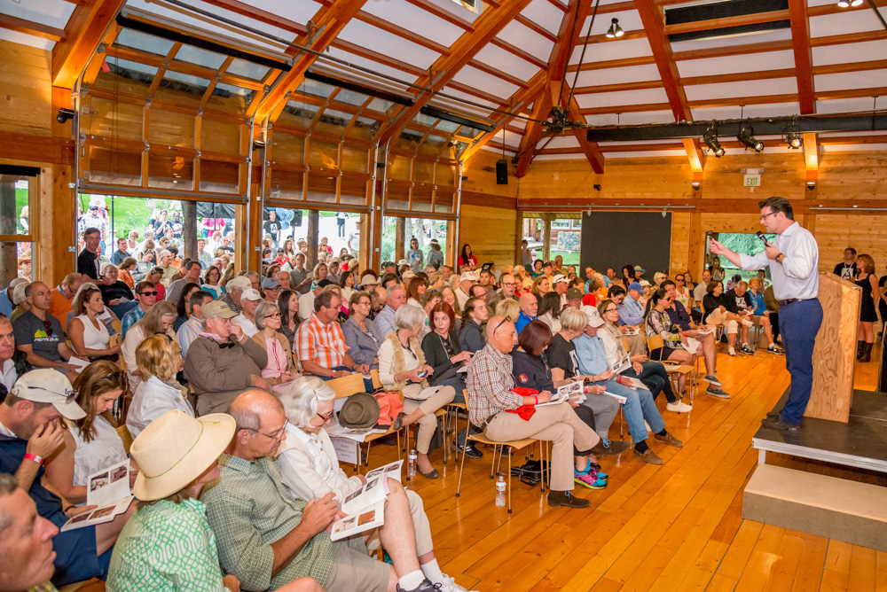 Anderson Ranch auction, 2014.