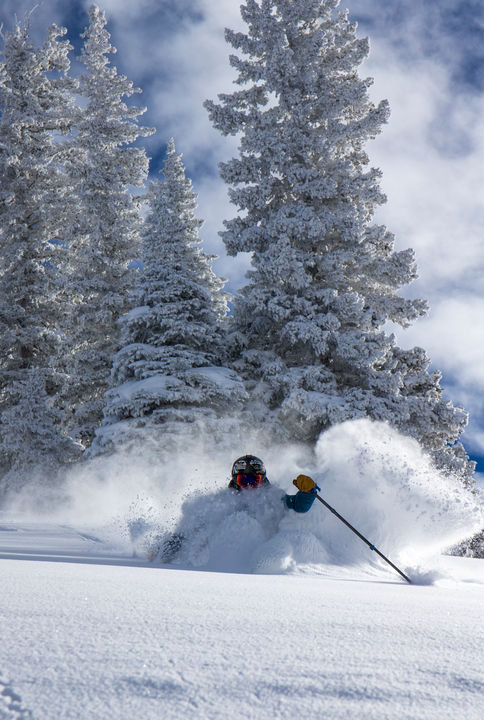 Photo courtesy: Jesse Hoffman, Aspen Skiing Co.