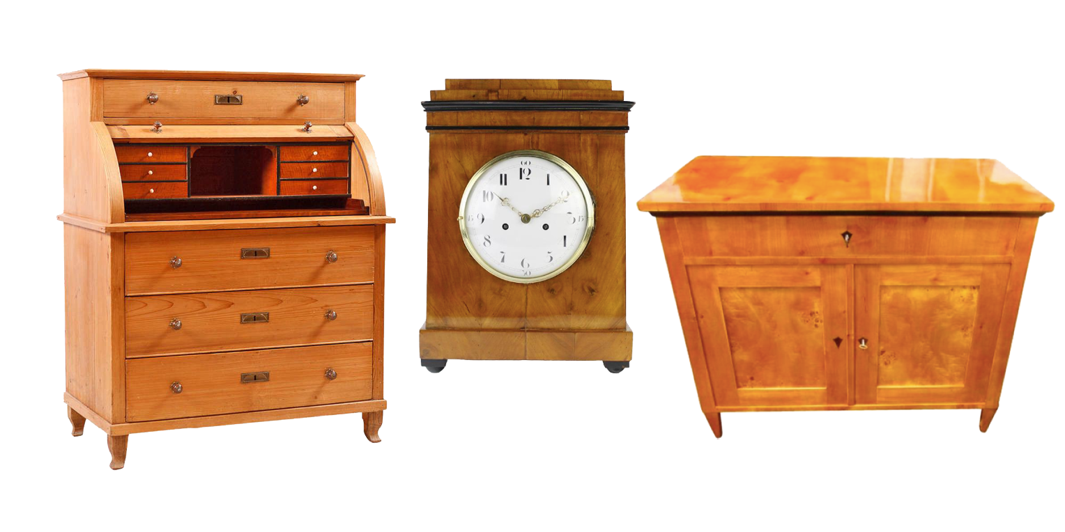 Biedermeier furniture