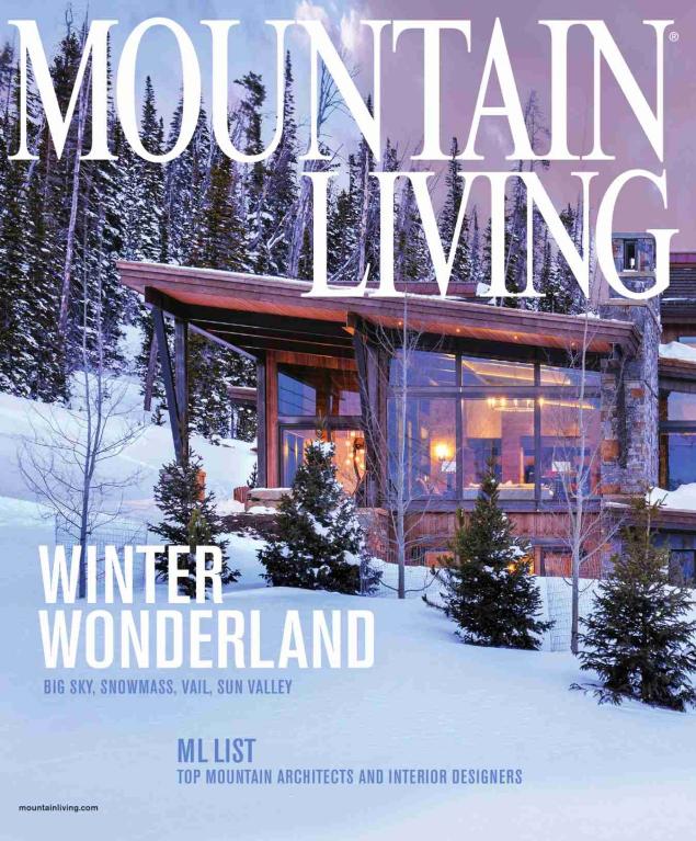mountain living 2019 top interior designers list