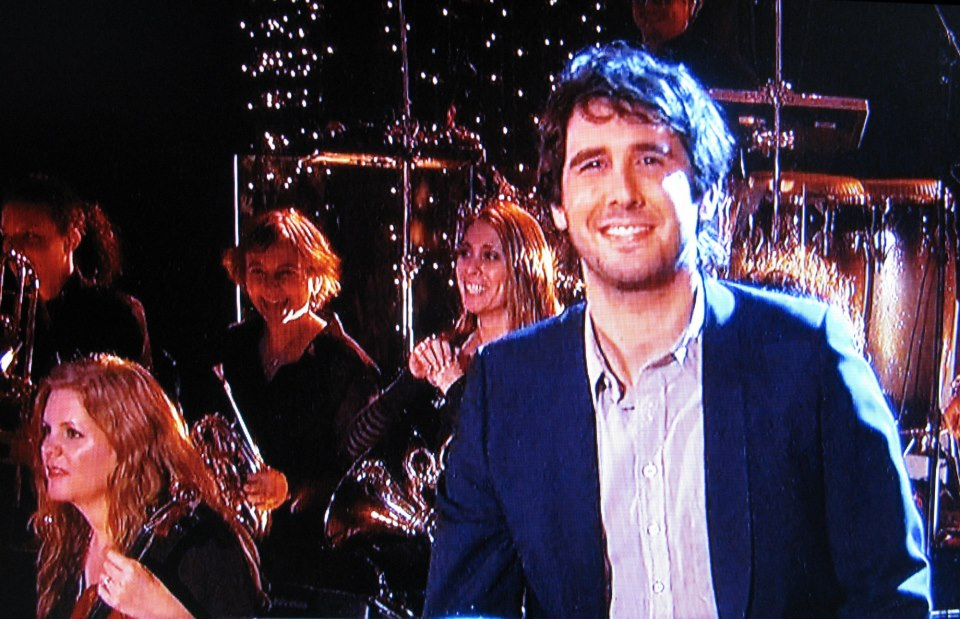 Dancing with the Stars, Josh Groban