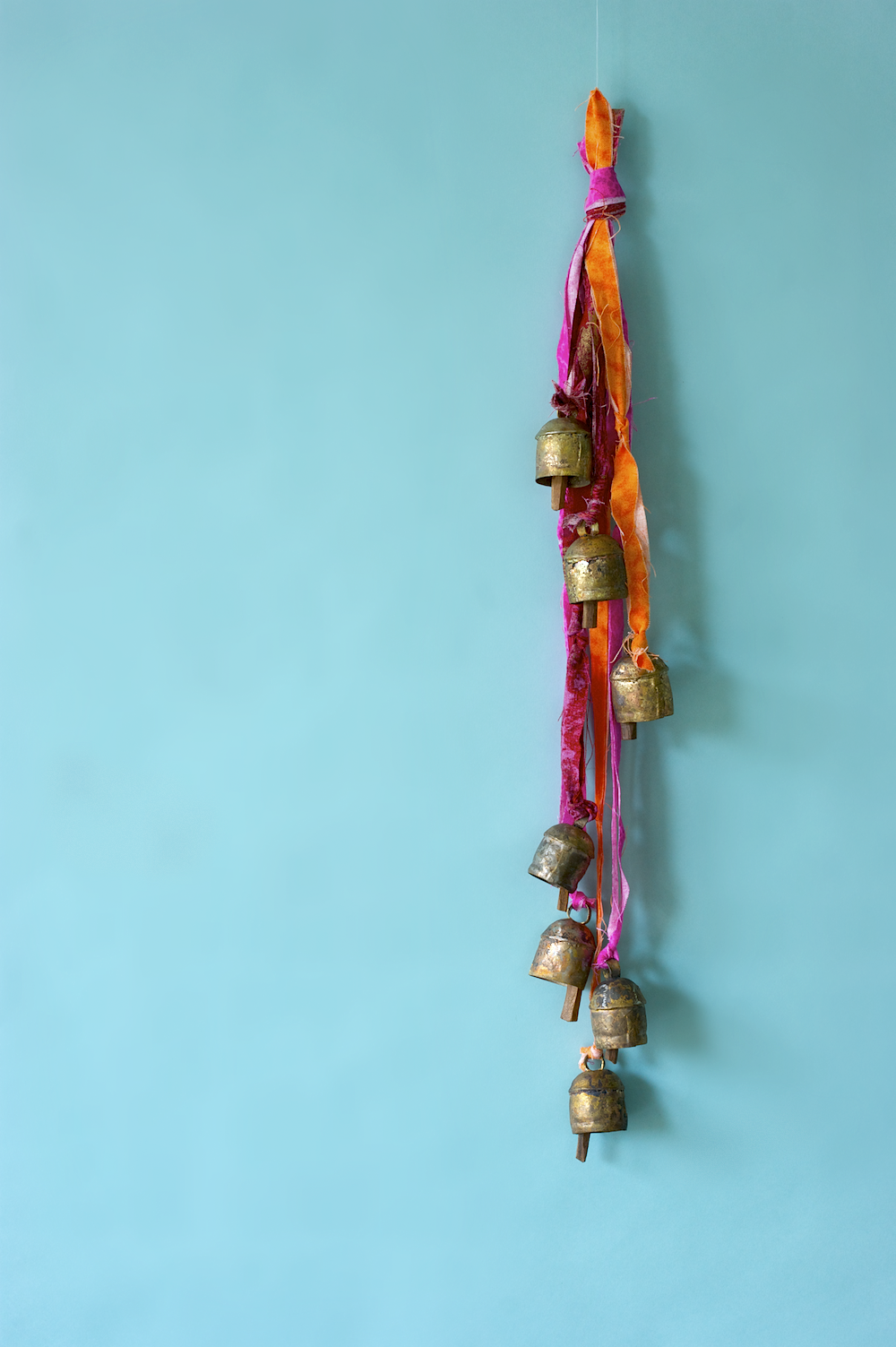 DIY Bohemian Chimes via A Charming Project