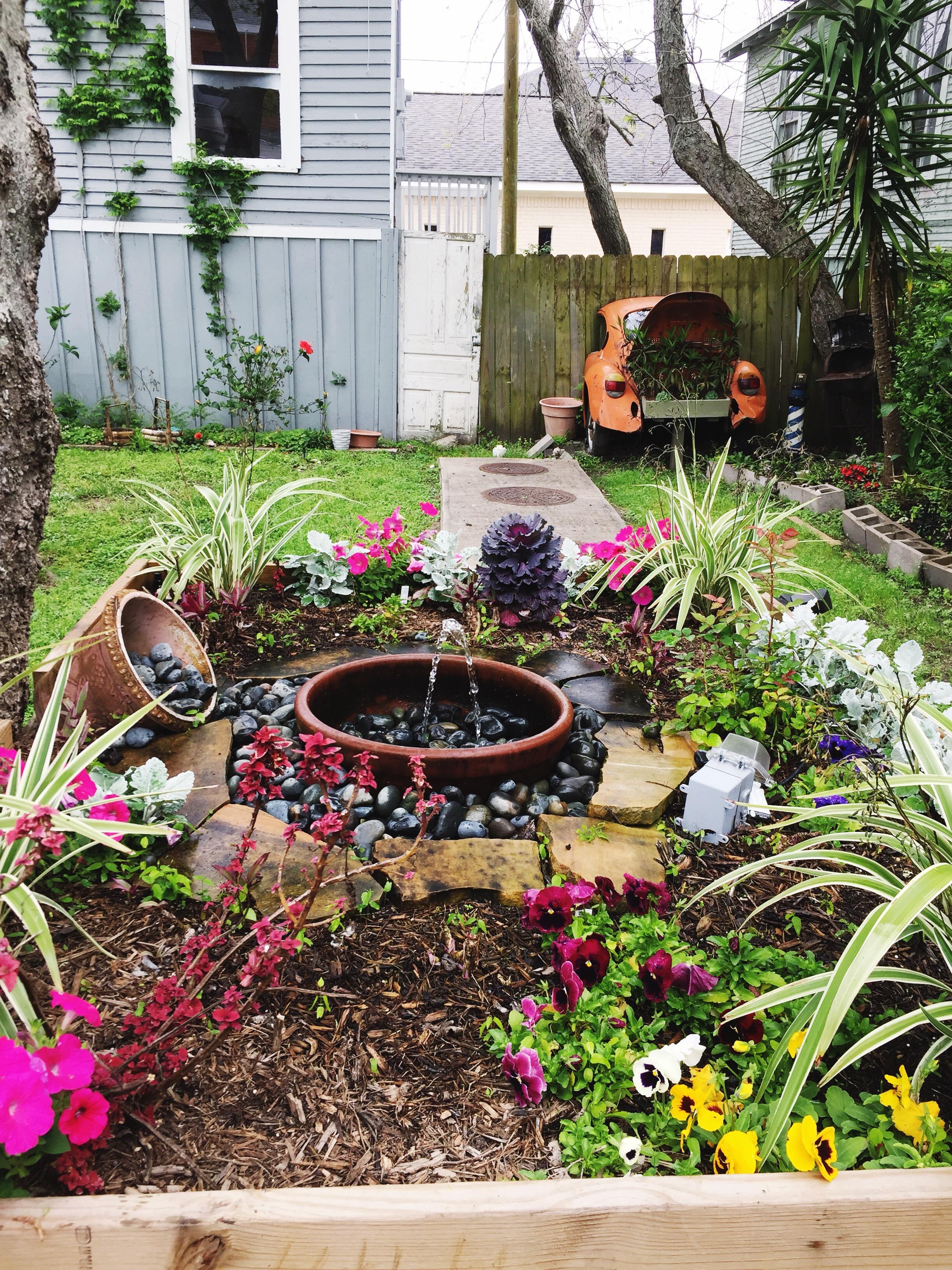 Shykatz cafe garden
